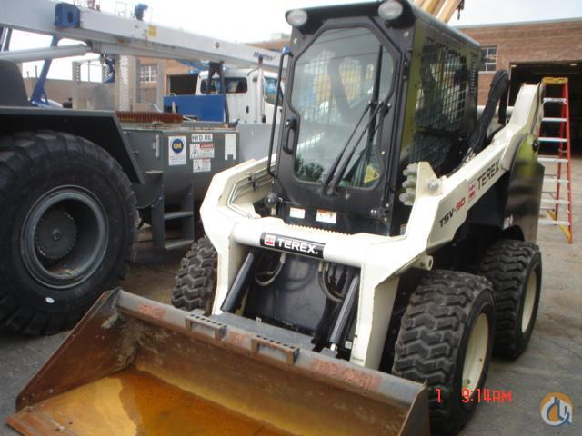 2013 TEREX TSV90 Wheel TEREX TSV90 Crane amp Machinery Inc. 18891 on CraneNetwork.com
